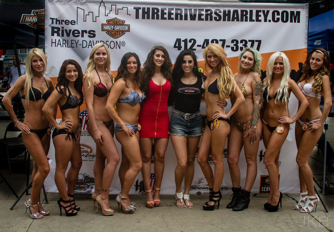 All contestants